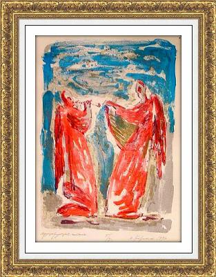 Mikhail Karasik 016 ≪プラハの天使たち≫