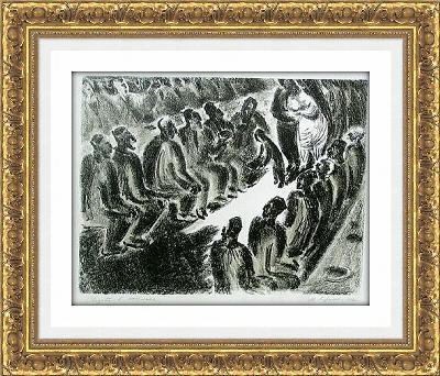 Mikhail Karasik 028 ≪集落の結婚式≫