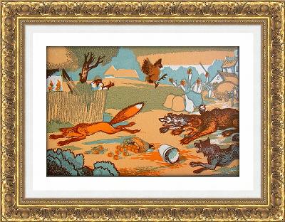Petr Geidek    ≪ The Painted Fox ≫ 3