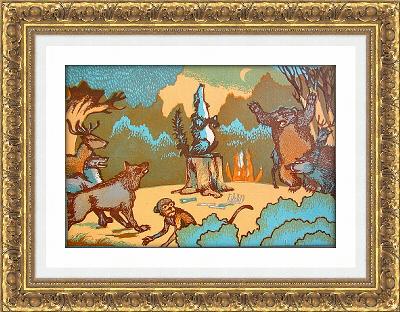 Petr Geidek ≪ The Painted Fox ≫ 5