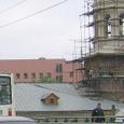 モスクワの古い寺院