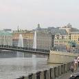 モスクワの噴水