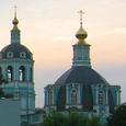 モスクワの教会