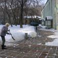 モスクワの掃除夫