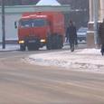 モスクワの除雪