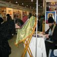ロシア正教の展示会