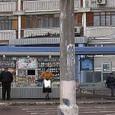 モスクワのバス停
