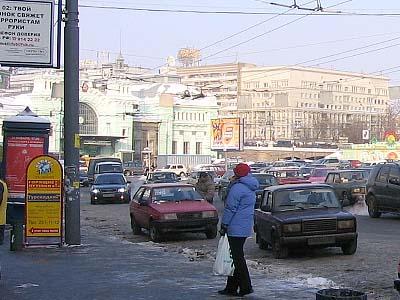 トヴェリ関所広場