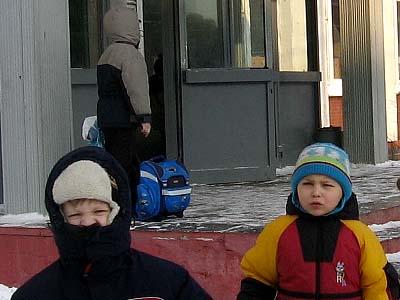 ロシアの父母会