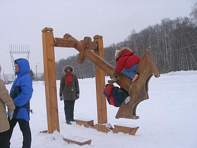 モスクワの公園