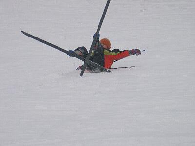 モスクワのスキー